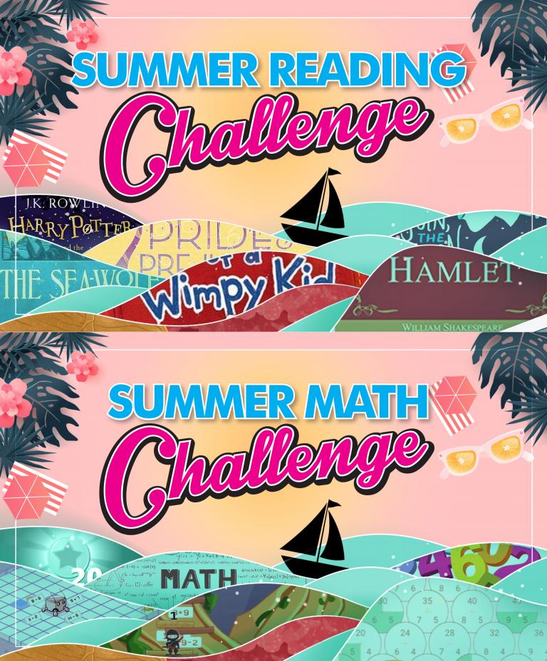 Summer Challenge Header